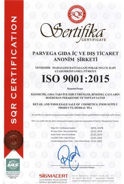 Parvega R-Tox 700MG (90 Kapsül) Takviye Edici Gıda
