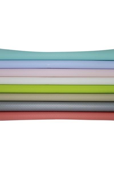 Sermat Renkli Şeffaf Kaydırmaz Raf Dolap ve Çekmece Örtüsü 45 cm x 10 mt