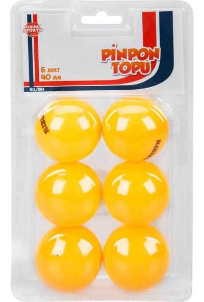 Rising Sports Pinpon Topu Kartela S01001207