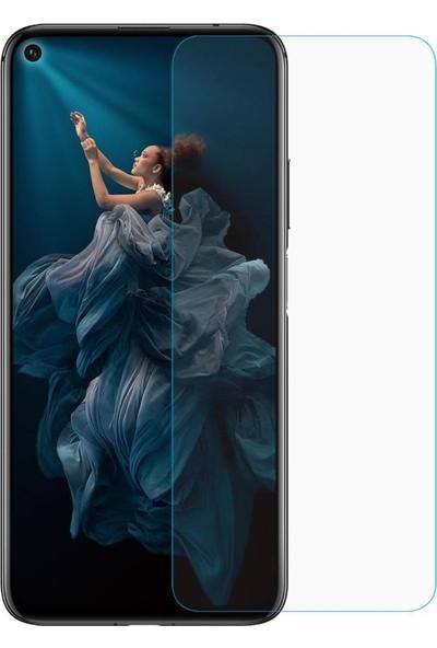 Kılıfist Huawei Nova 5T Zore Maxi Temperli Cam Ekran Koruyucu