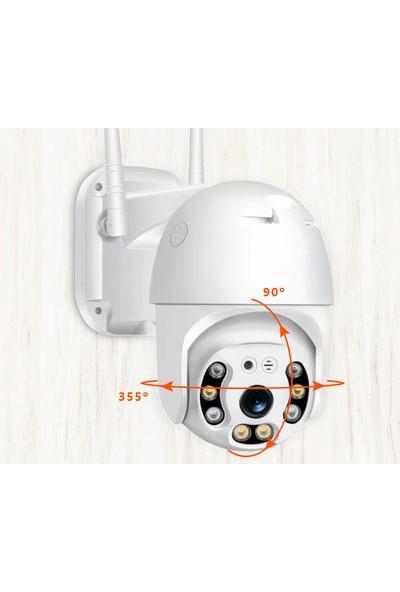 Vivatech VT-IP66HD Hareketli Dış Mekan Wifi Kamera