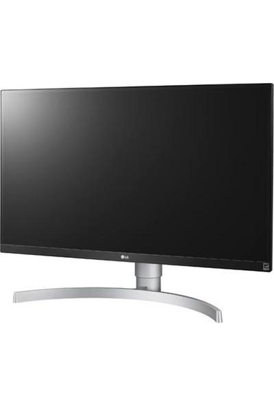 LG 27UK650-W 27'' 60Hz 5ms (HDMI+Display) FreeSync 4K IPS Monitör