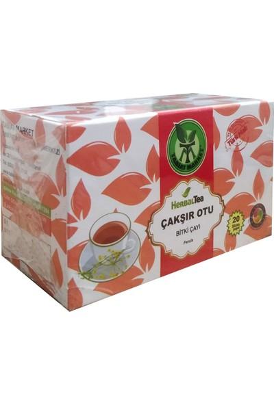 Tabiat Market Çakşır Otu Bitki Çayı 20 Süzen Poşet