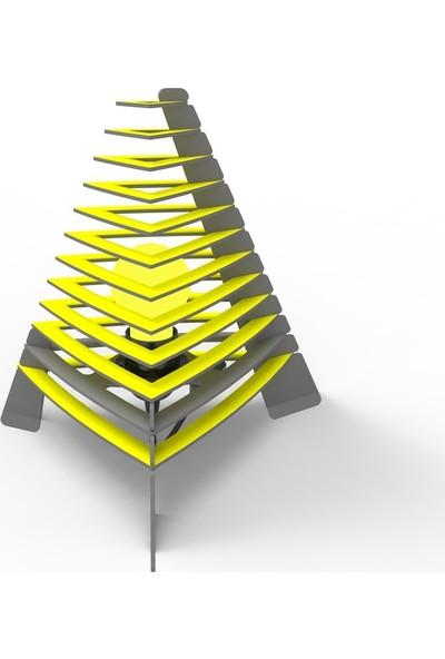 Woodact Panax Dekoratif Masa Lambası Ahşap Aydınlatma