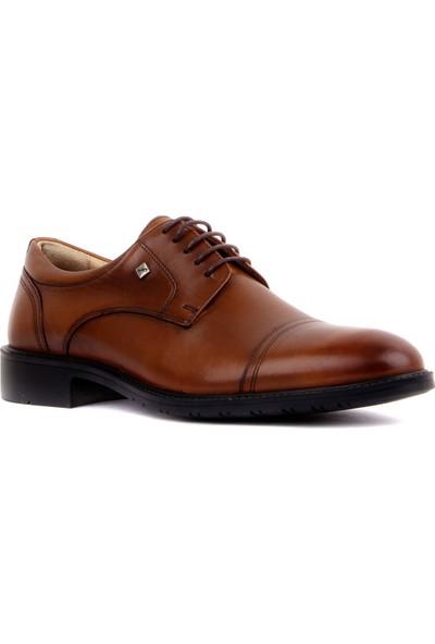 Fosco - Taba Deri Erkek Klasik Ayakkabı