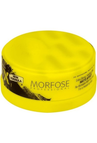 Molped Morfose Wax Neon Extra Strong Matte Affect No.1 150 ml