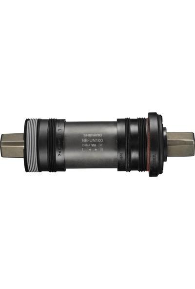 Shimano BB-UN100 Rulmanlı Orta Göbek Kare Mil 122.5 mm