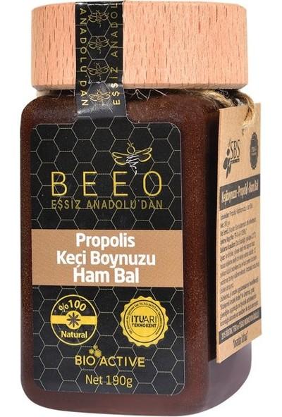 Beeo Propolis Keçi Boynuzu Ham Bal 190 gr
