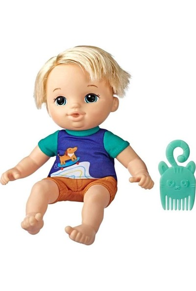 Baby Alive Minik Bebeğim Zack E8407 - E8411