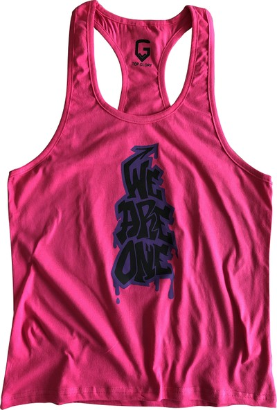 Top Glory Fitness Gym Tank Top Atlet Sporcu Atleti 5063