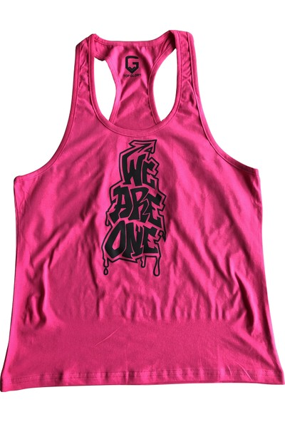 Top Glory Fitness Gym Tank Top Atlet Sporcu Atleti 5052