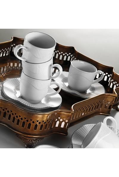 Kütahya Porselen Türk Kahve Fincanı MLN12KT00