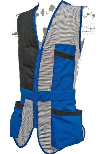 Horizon Av 513 Mavi Atış Yeleği - Atıcı Yelek-40