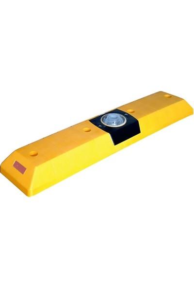 İlgi Trafik Şerit Sınırlama Butonu Şerit Düzenleme Butonu 100 x 20 x 8 cm