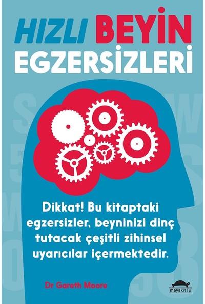 Maya Beyin Egzersizi Seti - 4 Kitap Takım