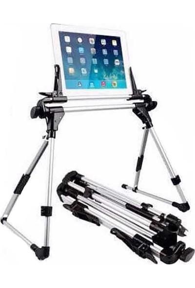 Wonderland Katlanabilir Ayarlanabilir Tablet Tutucu Stand 1.2 inç - 10.2inç