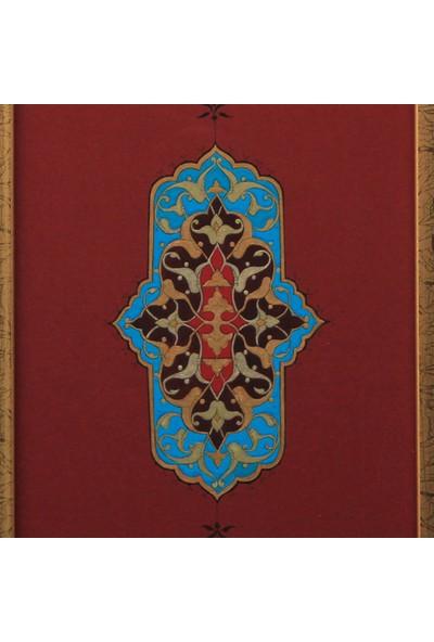Rumi Desenli Tablo