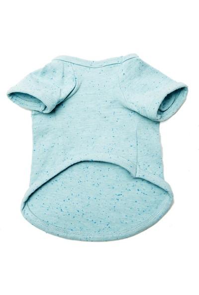 Chili Basic BlueKöpek T-Shirt L