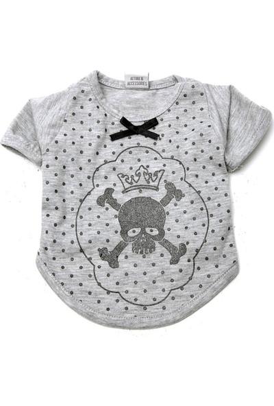 Chili King Skull Köpek T-Shirt L