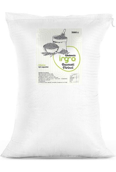 İngro Glutensiz Basmati Pirinç 5000 gr
