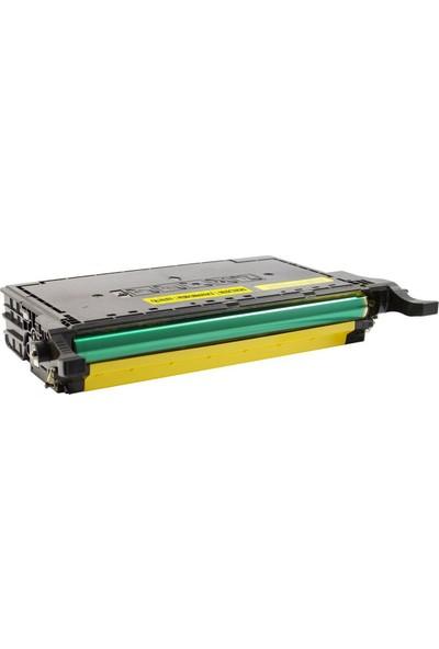 Mastek Samsung Clt-Y609 Sarı Muadil Toner