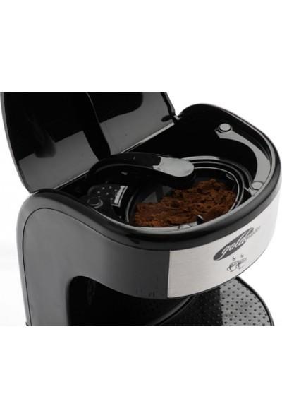 Goldmaster PC-3202B 450W Procoffee Mini Filtre Kahve Makinesi