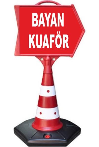 ReklamEdiyoruz Bayan Kuaför Ok Yönlendirme Dubası