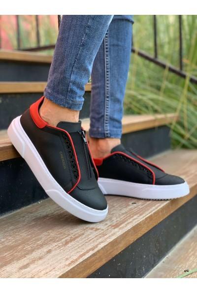 Chekich XRM011 Bt Erkek Ayakkabı Siyah 40