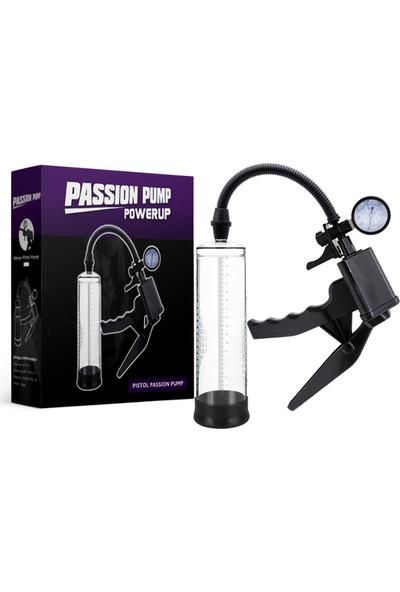 Censan Passion Pump Powerup Tabancalı Penis Pompası