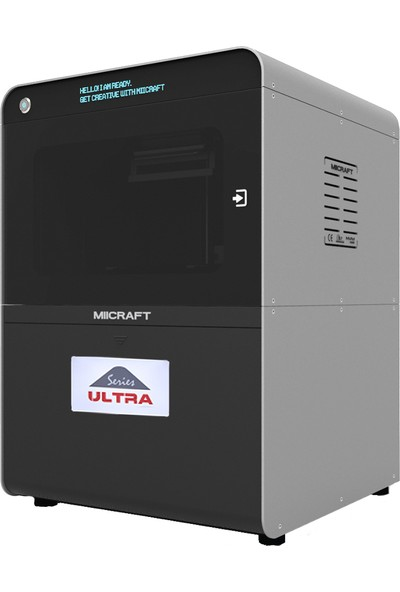 Miicraft 3D Model Makinası Ultra 100