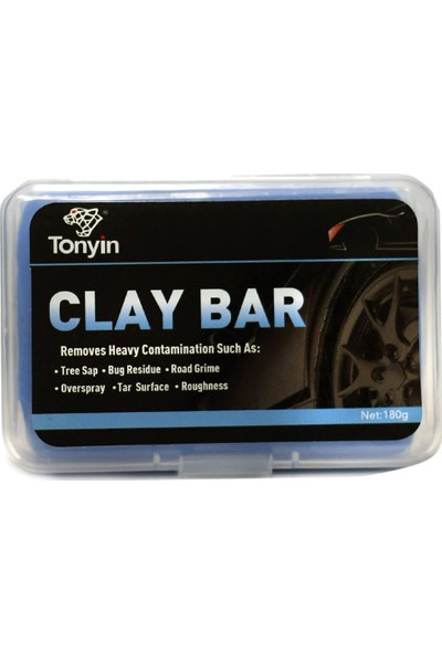 Tonyin Kil Çubuğu - Clay Bar
