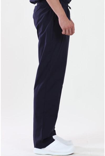 Moda Canel Lastikli Terikoton Pantolon