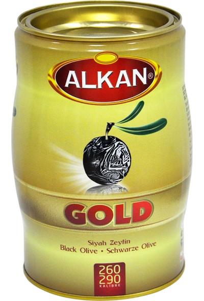 Alkan Gemlik Siyah Gold Zeytin 1 kg