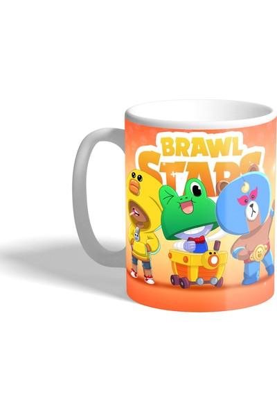 Grafilli Design Brawl Stars Kupa Bardak 105