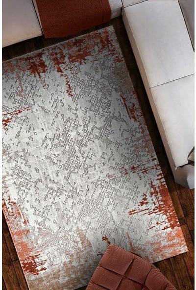 Bahariye Craft Yolluk Halı LM 9128 Beyaz Terra En 80 cm 80 x 100 cm