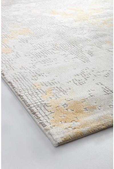 Bahariye Craft Yolluk Halı LM 8603 Bej Sarı En 200 cm 200 x 100 cm