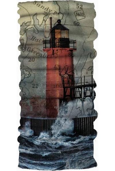 Narr Bandana Lighthouse Çok Fonksiyonlu Kafa Bandı