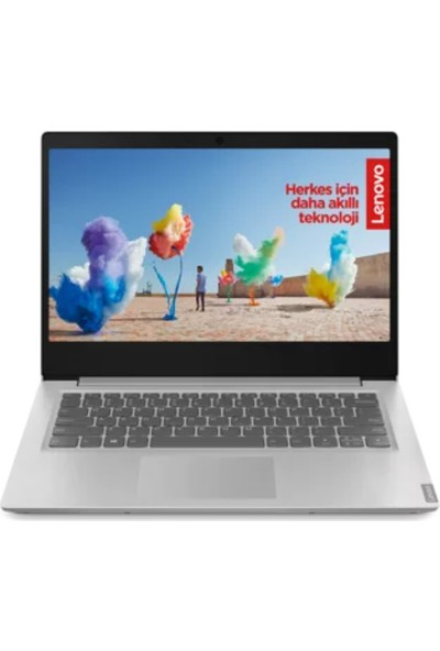 """Lenovo IdeaPad S145 Intel Celeron N4000 4GB 128GB SSD Freedos 14"""" Taşınabilir Bilgisayar 81MW003KTX"""