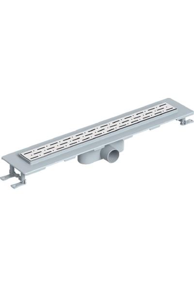 Maxiflow Standart Line Q50 Çıkışlı Duş Kanalı 60 cm
