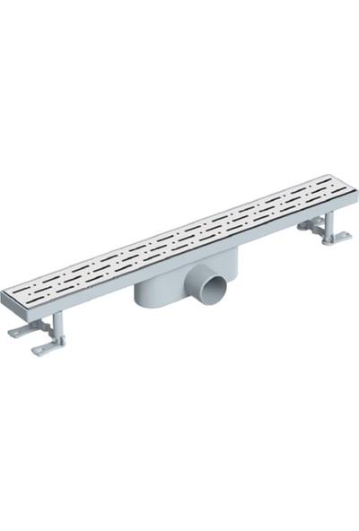 Maxiflow Line Q50 Çıkışlı Duş Kanalı 40 cm