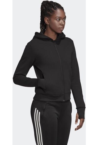 adidas Kadın Kapşonlu Eşofman Üstü W Ver Fz Hd Fl4208