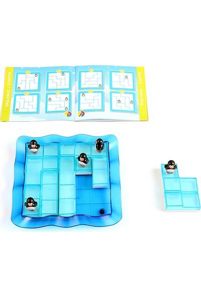 Hi-Q Toys Penguins On Ice Penguenler Buz Üzerinde Akıl ve Zeka Oyunu