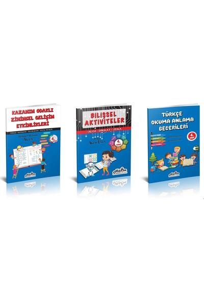 Zihinsel Gelişim Seti - 4. Sınıf - 3 Kitap