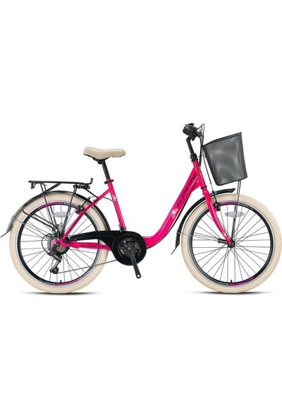 KRON TETRA 3.0 V Fren 24 Jant Profesyonel Şehir Bisikleti