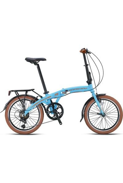 KRON FD 750 V Fren 20 Jant Katlanabilir Bisiklet