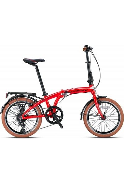 KRON FD 3000 V Fren 20 Jant Vitesli Altus Katlanabilir Bisiklet