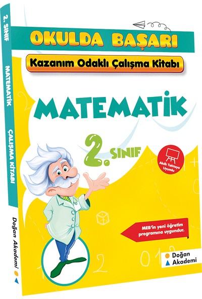 Doğan Akademi̇ 2. Sınıf Matematik Kazanım Odaklı Çalışma Kitabı