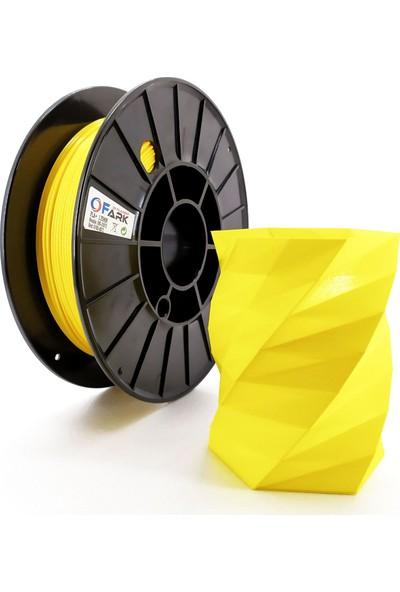 Fark Pla+ 1.75 mm 3D Filament 0.5kg Sarı