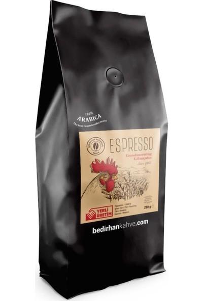 Bedirhan Kahve Espresso Kahve Çekirdek / Öğütülmüş 250G