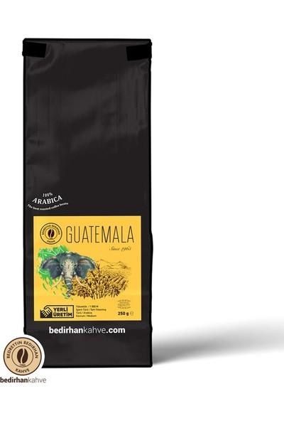 Bedirhan Kahve Guatemala Filtre Kahve 250 gr